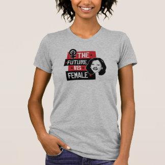 Camiseta Kamala faz - o futuro é fêmea -