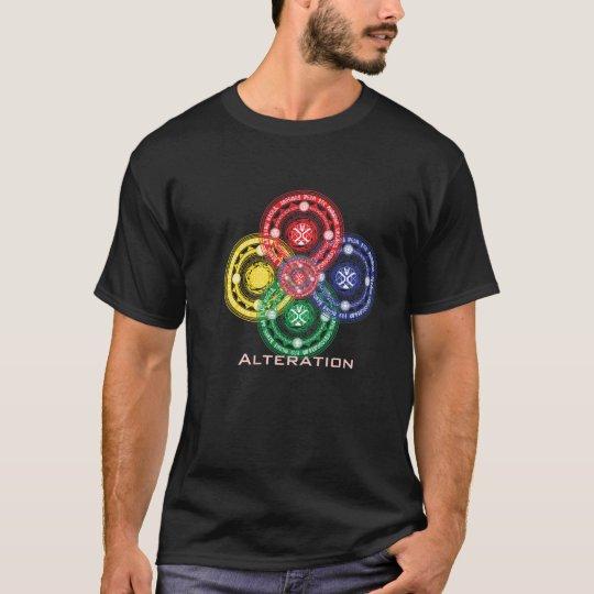 Camiseta Kamen Rider Wizard Alteration