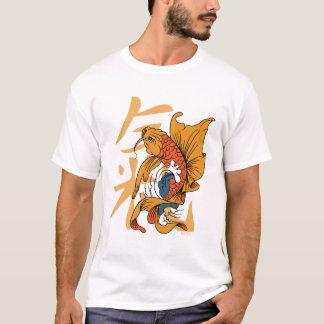 Camiseta Kanji da energia