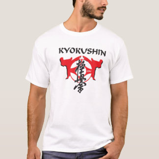Camiseta Kanku & kanji de Kyokushin