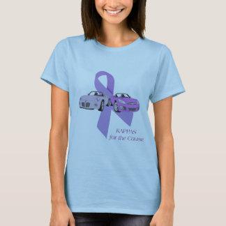 Camiseta KAPPAS para a causa