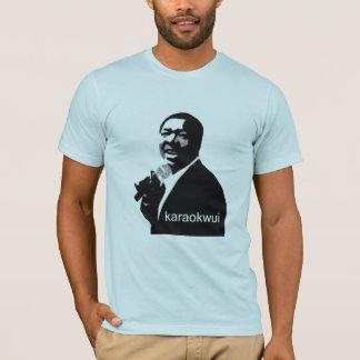 Camiseta karaokwui