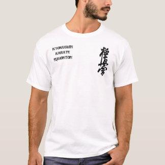 Camiseta Karaté Edmonton de Kyokushin