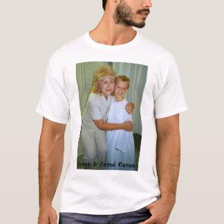 Camiseta Karen jared o baptismo, a Karen & o Jared Carson