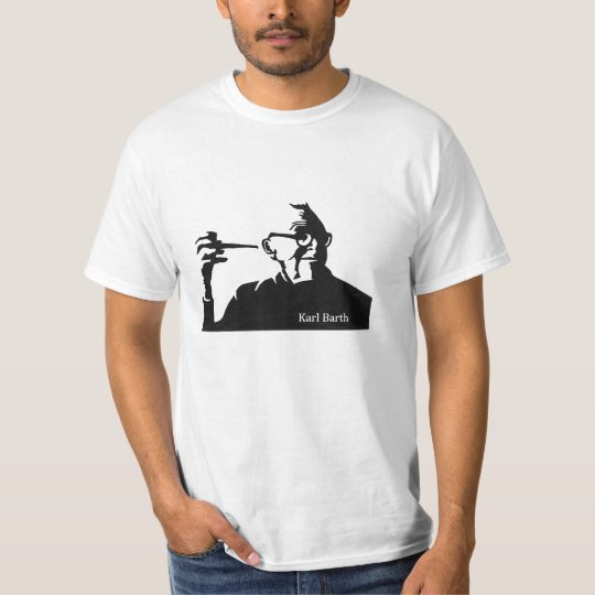 Camiseta Karl Barth