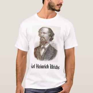 Camiseta Karl Heinrich Ulrichs, Karl Heinrich Ulrichs