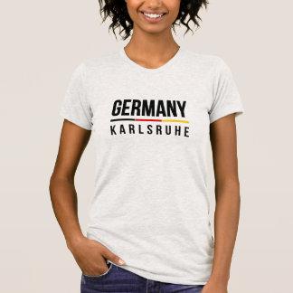 Camiseta Karlsruhe Alemanha