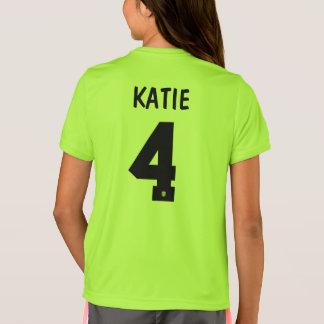 Camiseta Katie - o jogo de I gosta de uma menina