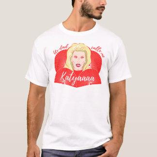 Camiseta Katya Zamo - U lido escreveu U