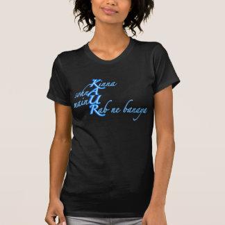 Camiseta Kaur bonito