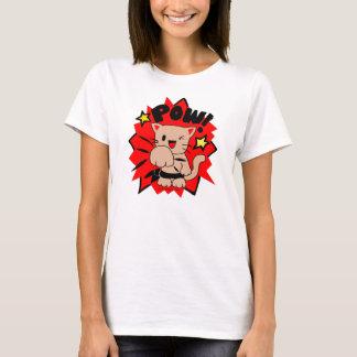 """Camiseta Kawaii Chibi Ninja Kung-Fu """"PRISIONEIRO DE"""