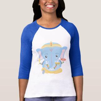 Camiseta Kawaii Ganesha