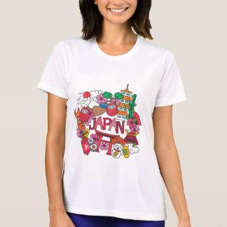 Camiseta Kawaii Japão bonito!