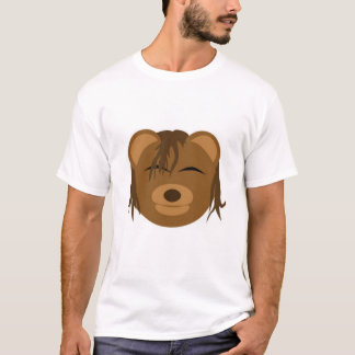 Camiseta Kawaii Kuma
