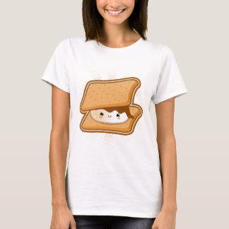 Camiseta Kawaii Smore
