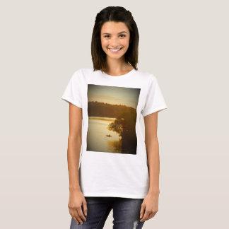 Camiseta Kayaker solitário