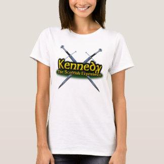 Camiseta Kennedy o clã escocês da experiência