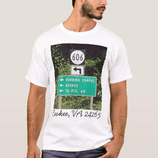 Camiseta keokee