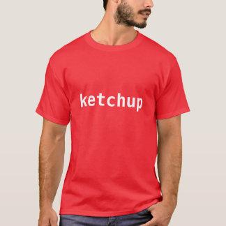Camiseta ketchup