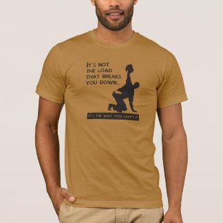 Camiseta KeTTLEBELL GETUP - CITAÇÕES INSPIRADORES