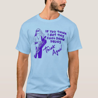 Camiseta Keytar