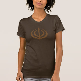 Camiseta Khanda-Brown
