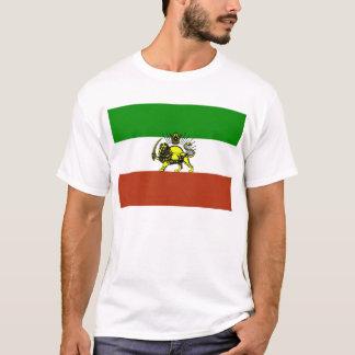 Camiseta khorshid do shiro - bandeira de Irã