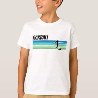 Camiseta Kickball retro