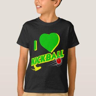 Camiseta kickball, verde
