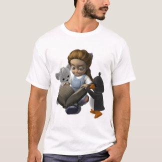 Camiseta Kiki lê