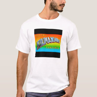 Camiseta Kili nenhuma parte traseira 2 das BS