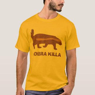Camiseta killa da cobra do texugo de mel