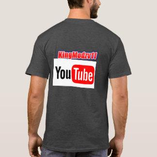 Camiseta KingModzv11 youtube