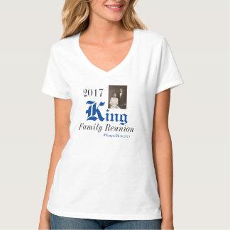 Camiseta Kingsofbutte2017 reunião do rei família