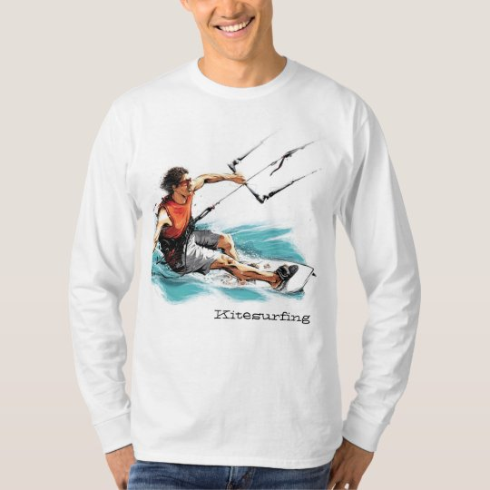 Camiseta Kitesurfing