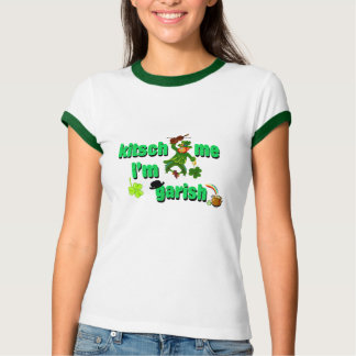Camiseta kitsch mim eu sou garrido
