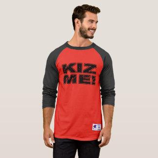 Camiseta Kiz mim!