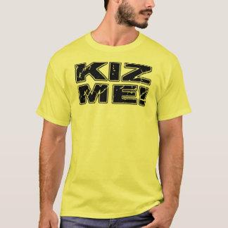 Camiseta Kiz mim Kizomba