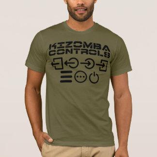 Camiseta Kizomba controla o t-shirt
