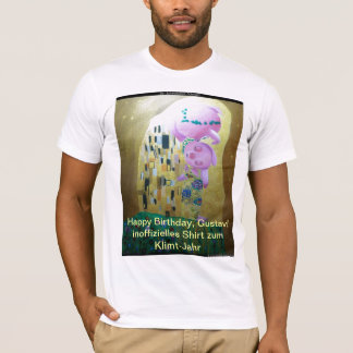 Camiseta Klimt o ano 2012