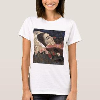 Camiseta Klimt Ria Munk em seu leito de morte