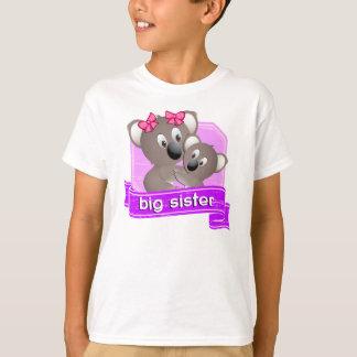 Camiseta Koala da irmã mais velha