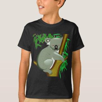 Camiseta Koala - marsupial de vida da árvore australiana
