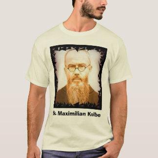 Camiseta Kolbe, St. Maximilian Kolbe