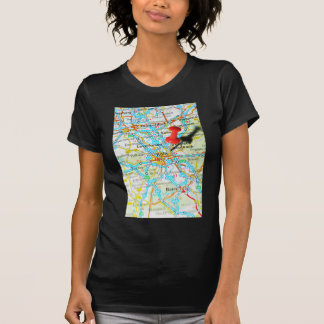 Camiseta Köln, água de Colônia, Alemanha