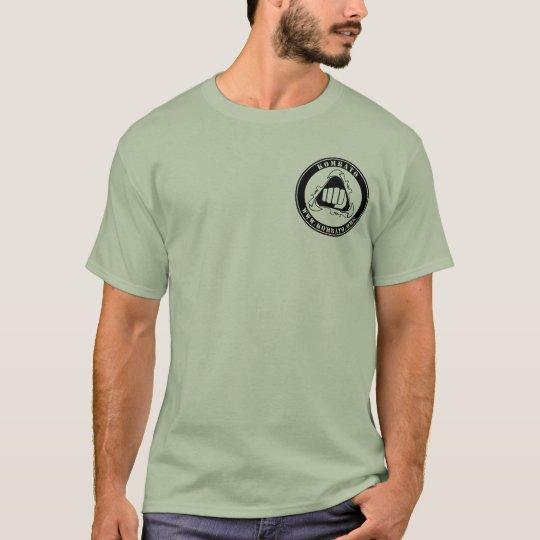 Camiseta Kombato e Opresso Liber