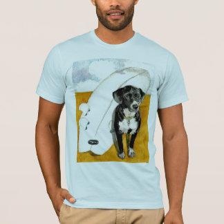Camiseta Kona e sua prancha