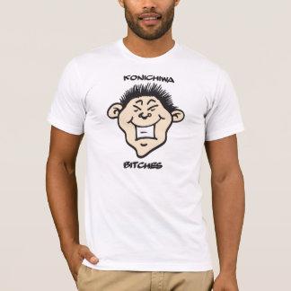 Camiseta konichiwa-cadelas
