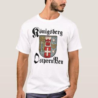 Camiseta Königsberg Ostpreußen
