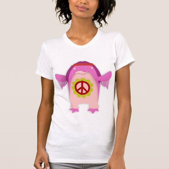Camiseta Korora - Hippie